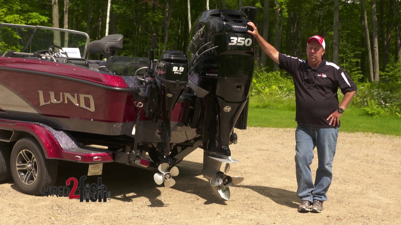 A look at the Mercury Verado 350hp outboard