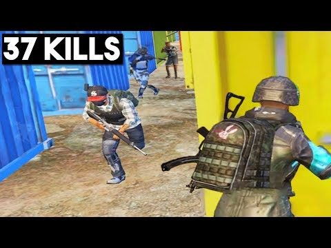 NEW RECORD 10 KILLS in 1:40 MIN | 37 KILLS Duo vs SQUAD | PUBG Mobile