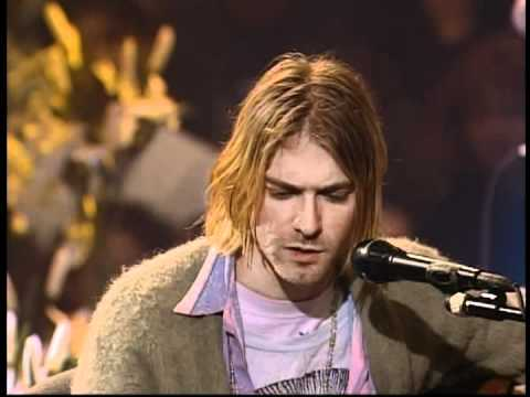 Unplugged in New York Nirvana Behind the Scenes