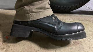 低身長ライダーはコレを購入!厚底ブーツ、ウィングローブスワロー thumbnail