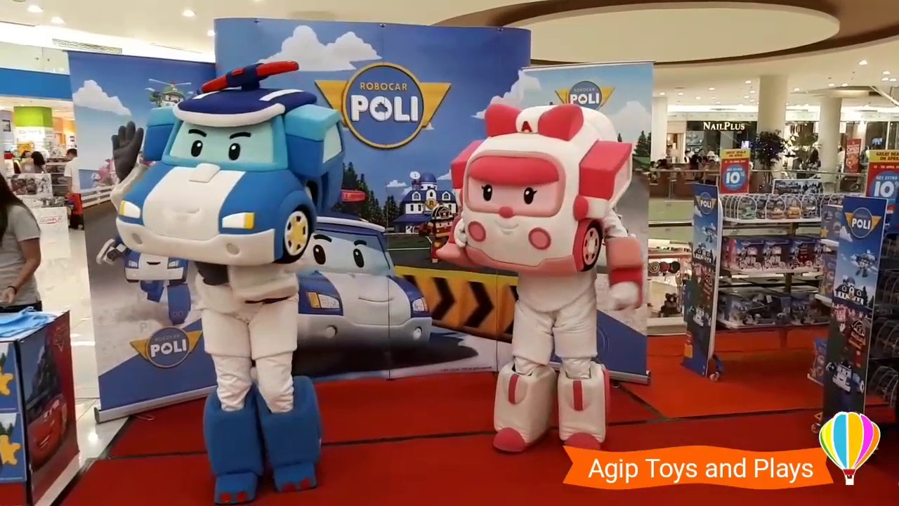 Robocar poli opening song indonesia live action youtube - Caserne robocar poli ...