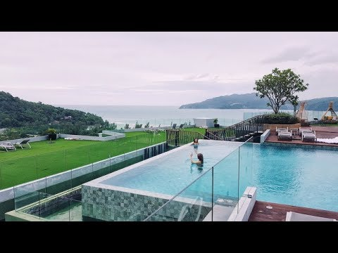 Spend Your Holiday with Crest Resort & Pool Villas Phuket Thailand - 5 Star Resort