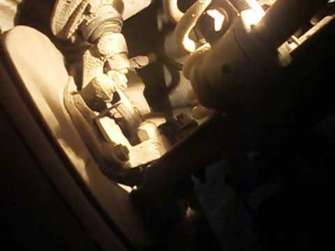 Проверка нижней шаровой ВАЗ 2101-07.