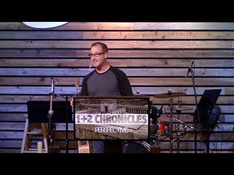"""1 Chronicles 1-9 - """"Where Do I Belong?"""""""