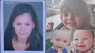 Mother accused of fatally stabbing her 3 kids was involved in custody battle | ABC7