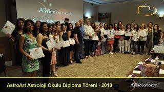 AstroArt Astroloji Okulu Diploma Töreni - 2018
