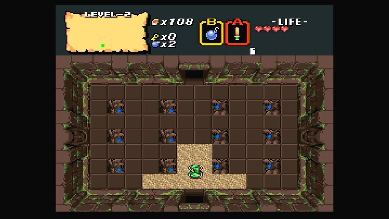 BS Zelda SNES (Zelda NES Remake) 100% {HD 60fps} - Part 1/3