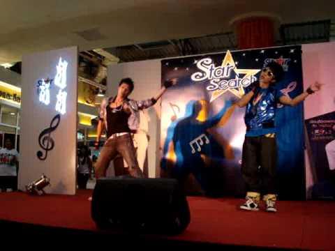 Kru Tom & Boom Feat. Kru Au - Let's Get Down Live