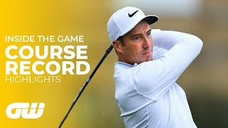 St Andrews Highlights: Ross Fisher SMASHES the Course Record | Alfred Dunhill Links | Golfing World