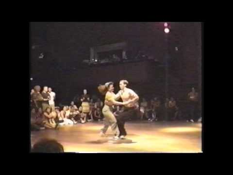 LA Swing Dance Contest 1999