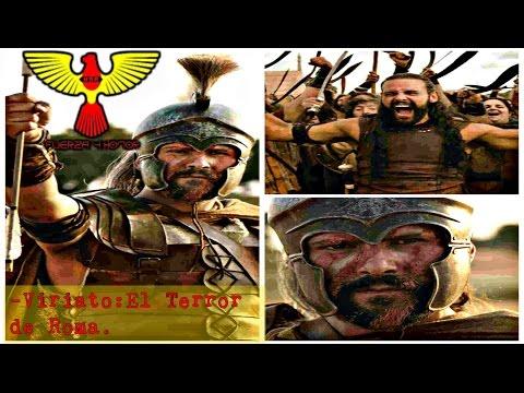-Viriato: El Terror de Roma. [ Relatos Históricos ] {Rober y Ppinza}