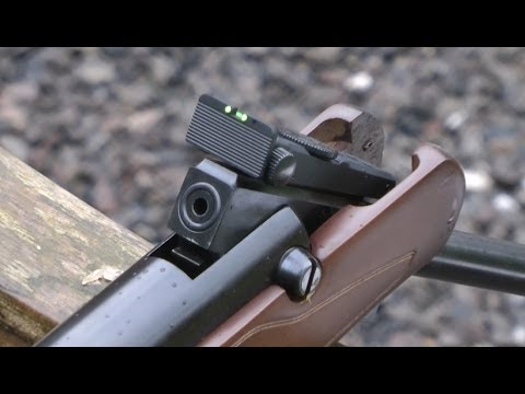 REVIEW: Walther Terrus Air Rifle - Power and Accuracy .177