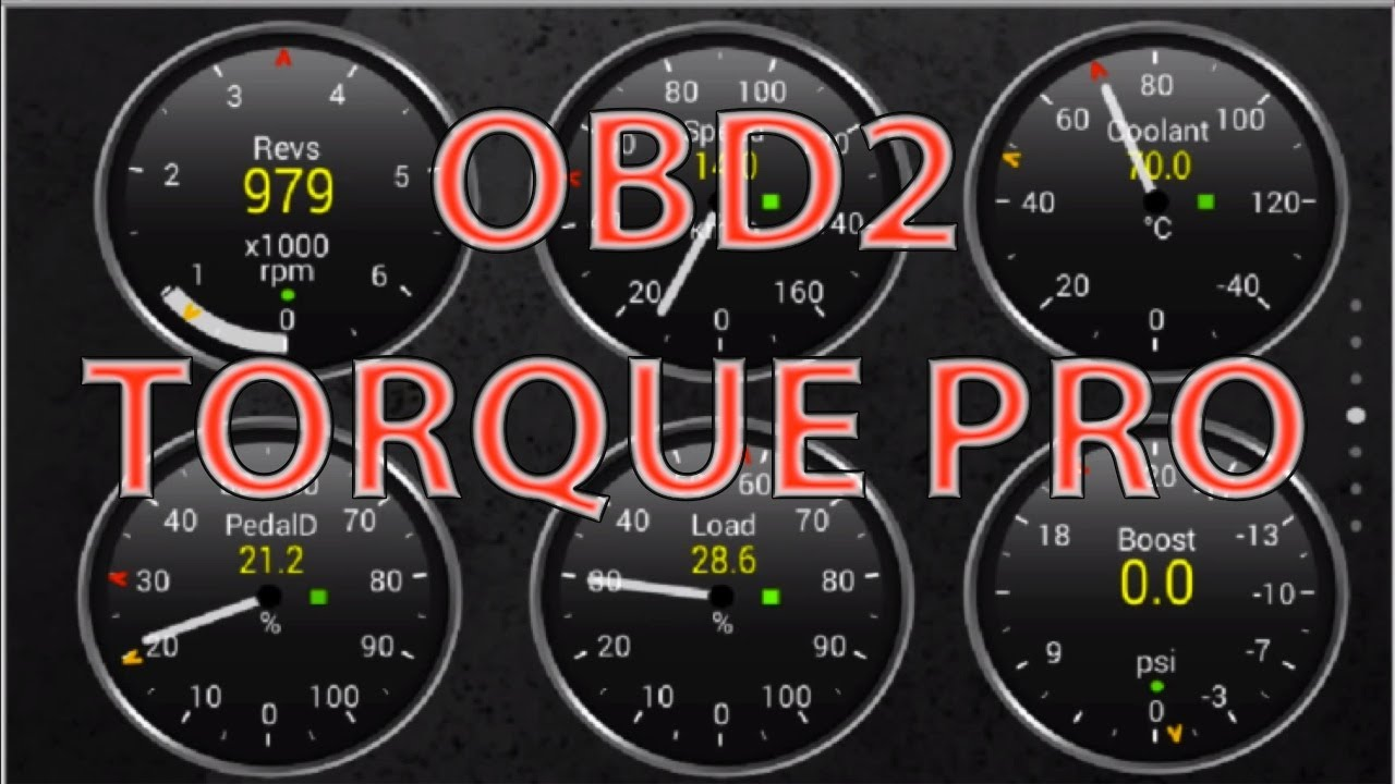 OBD2 Bluetooth Adapter Torque Pro App Review