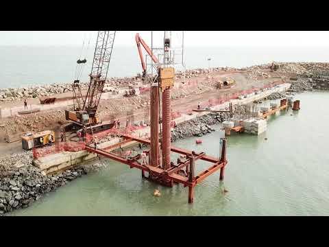 Stefanutti Stocks Coastal Undertakes Marine Mining Infrastructure Civils Work For Bel Air Mining
