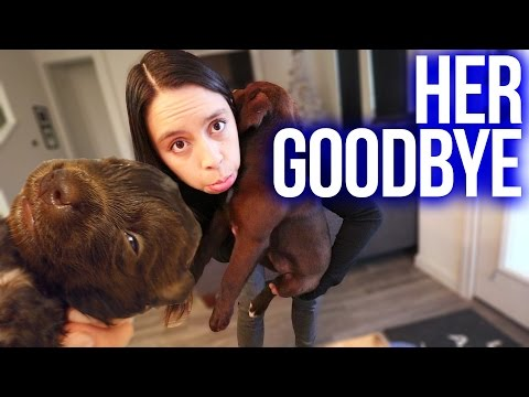 Her Goodbye: She Won't be the Last One
