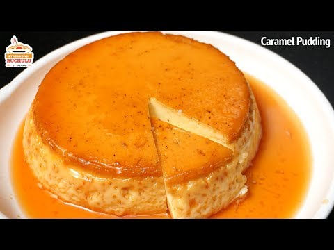 Caramel Egg Pudding Recipe Without Oven | Easy Dessert Recipe