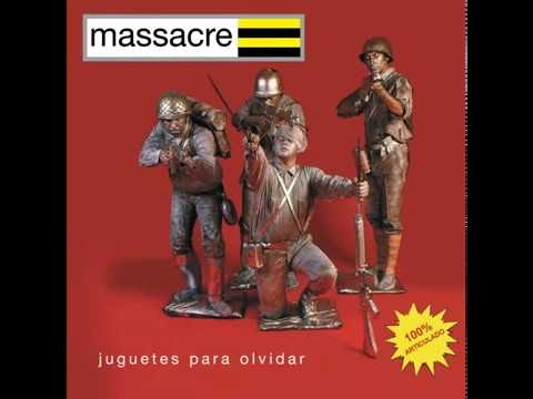 Massacre ~ Juguetes para olvidar (1996) [full album]