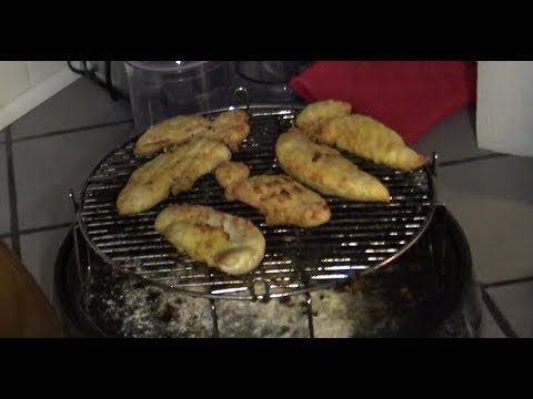 Air Fried Chicken Tenders Nuwave Oven Recipe Youtube