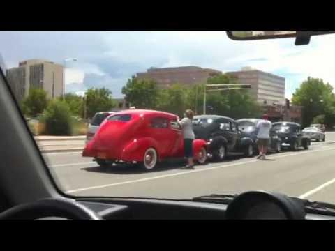 Hotrod Accident Youtube