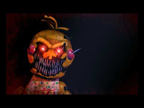 LEFT BEHIND - All Animatronic´s Nightmare Toys