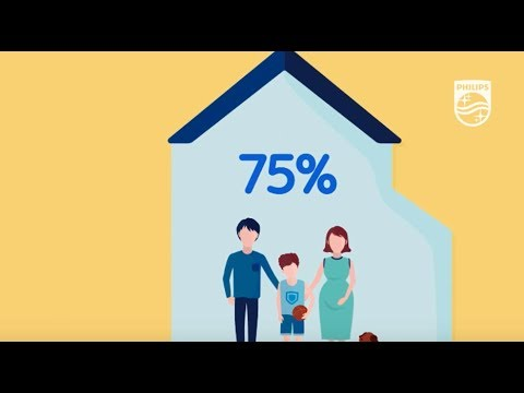 What causes poor indoor air quality and pollution   Philips
