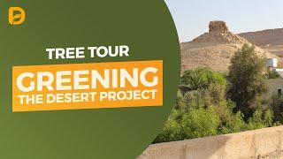 Greening the Desert: Tree Tour