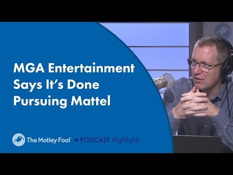 MGA Entertainment Says It's Done Pursuing Mattel