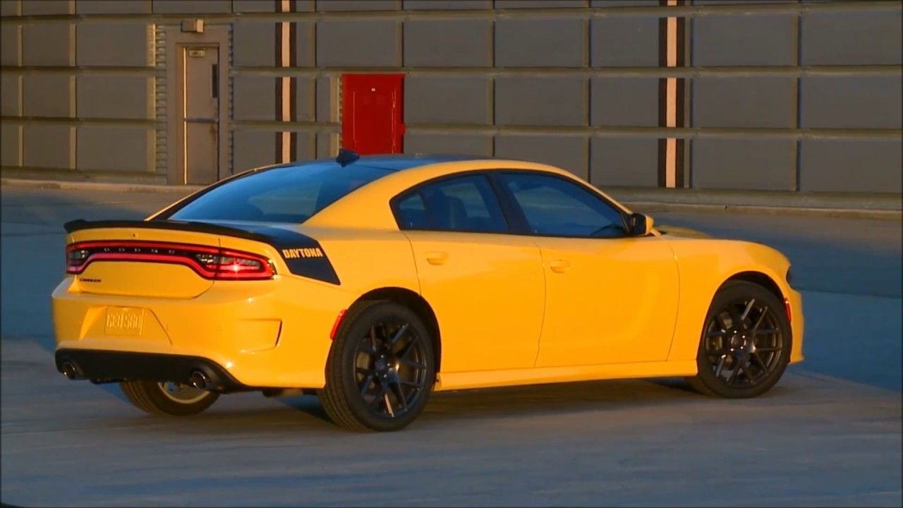 New 2017 Dodge Charger Daytona And Challenger T A 5 7l Srt