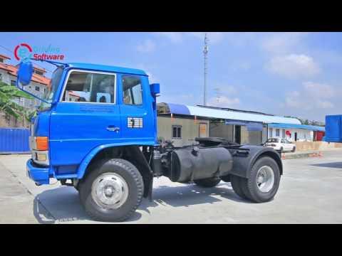 JPJ Belajar Memandu - Trailer GDL Kelas E ( Trailer Driving Learning ) - Ujian Test Malaysia