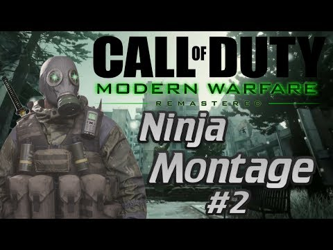 Call of Duty: MWR - Ninja Montage #2 - (Ninja Defuse, Trolling, Knifing feeds & More)!
