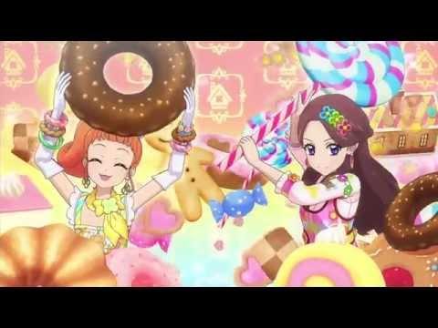 (HD)Aikatsu!- Amafuwa☆Nadeshiko- [Love Like Caramelize]- Episode 136