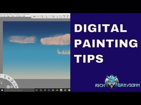 Quick Tips on Digital Painting