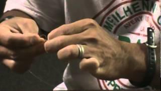 How to Make a Sabiki Rig - Tying the Sabiki Knot
