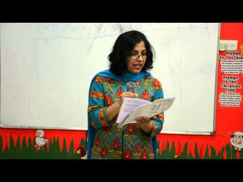 CEF Kuwait VBS 2015 Teachers Orientation - Juniors