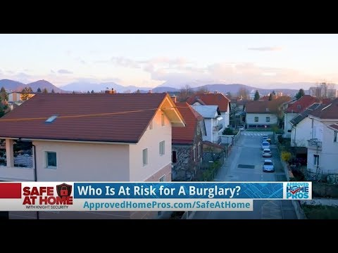 Who's At Risk for a Burglary?