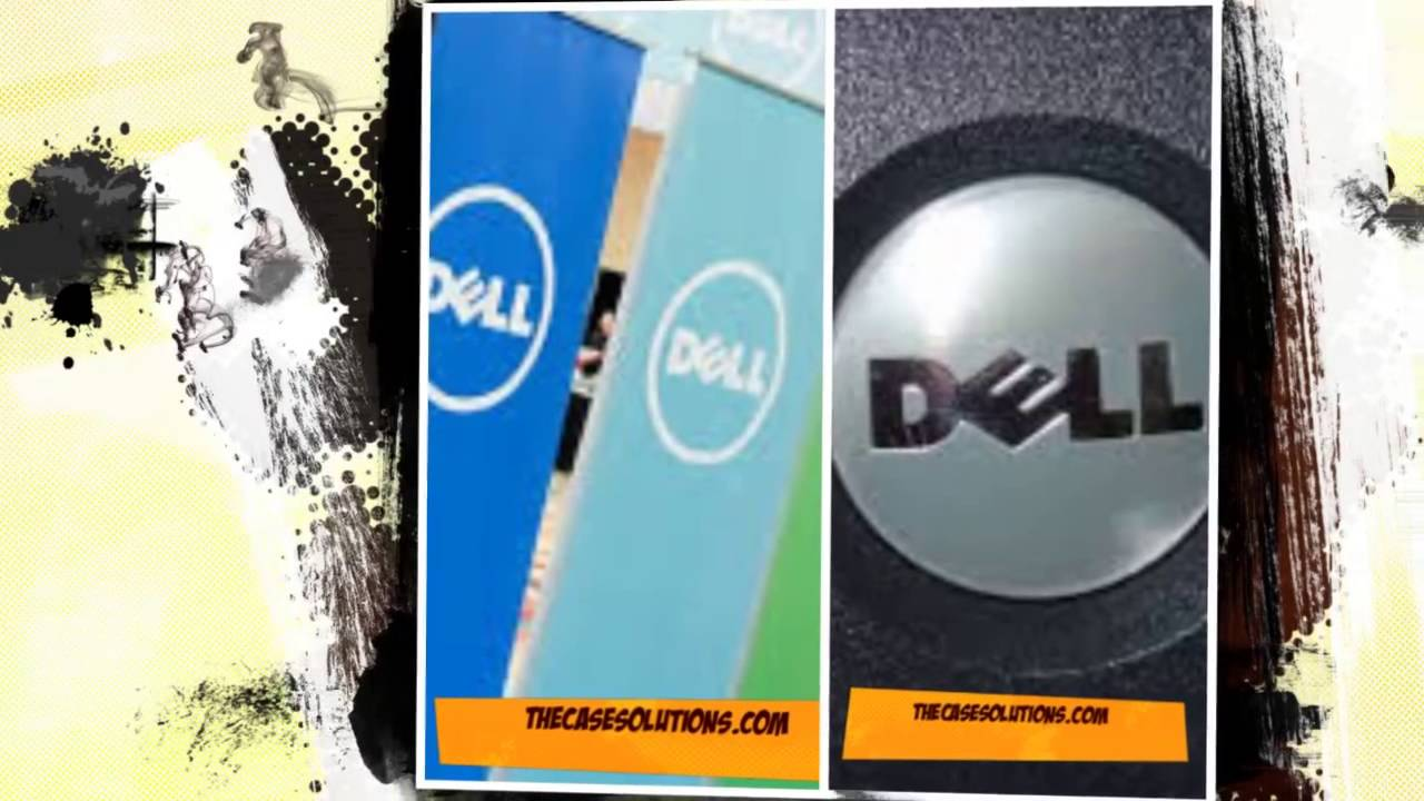 matching dell case study analysis Dell inc report contains more detailed discussion of dell value chain analysis  on dell , along with analysis of dell's  case-study -executives-guide/.