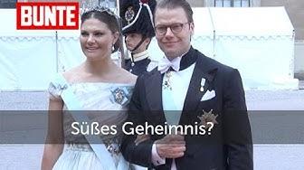Victoria von Schweden - Verdächtiges Bäuchlein  - BUNTE TV