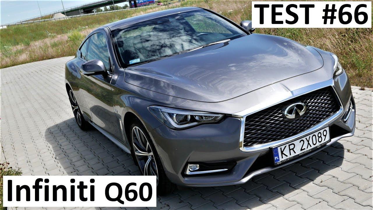 2017 Infiniti Q60 Coupe Review [PL] TEST #66 Prezentacja Recenzja PL