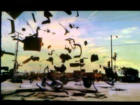 Exploding Liberty Mutual Insurance Volkswagen Commercial