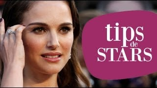 Tips de stars - Nathalie Portman : le maquillage Nude