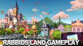 Rabbids Land: Lose Your Marbles Gameplay