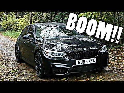 MY BMW M3 GOES
