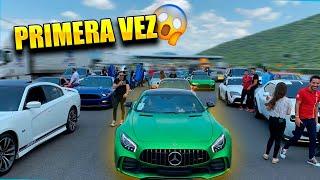 PROBLEMAS RODANDO MI MERCEDES AMG GTR CON AUTOS EXOTICOS Y AUTOS DE YOUTUBERS    ALFREDO VALENZUELA