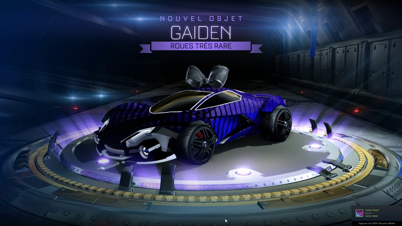 Rocket League pack opening - YouTube