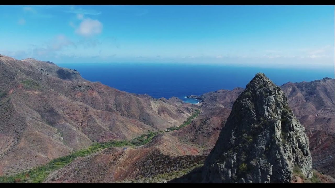 Drone Footage Reveals the Timeless Beauty of St Helena Island - the Perfect Holiday Destination