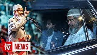 Zakir Naik barred from speaking in public throughout the country