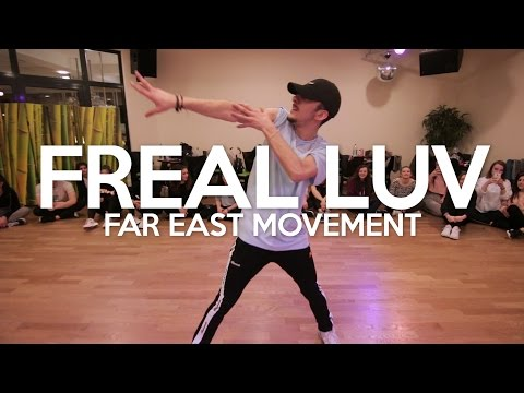 FREAL LUV - Far East Movement | Choreography By Michele Loggia