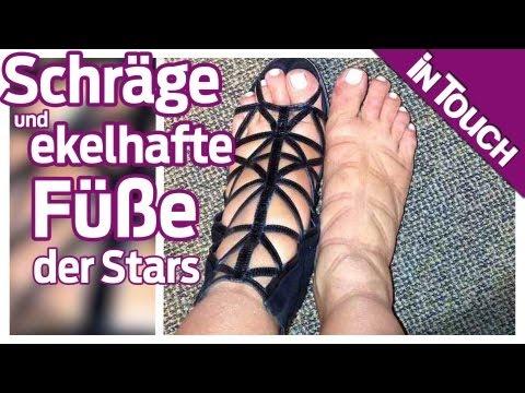 Feet of Pain! So quälen Victoria Beckham, Halle Berry und Britney Spears ihre Füße