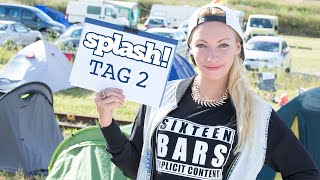 splash! 2014: Tag 2 mit SSIO, Schwesta Ewa, Afrob, Megaloh uvm. (16BARS.TV)