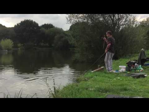 Carp Fishing At Alders Farm